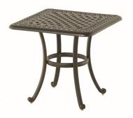 "Hanamint Bella 24"" Square End Table"