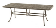 "Hanamint Bella 42""x84"" Rectangular Table"