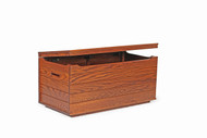 Large Toy Box In Oak