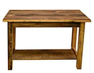 Silverton Sofa Table In Reclaimed Barn Wood