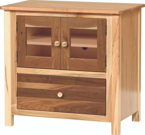 small tv cabinet with doors amish handcrafted small cornwell tv stand with doors