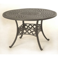 "Hanamint Berkshire 48"" Round Table"