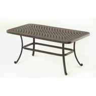 Hanamint Berkshire Rectangular Coffee Table