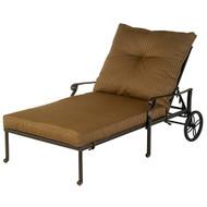 Hanamint Mayfair Estate 1 1/2 Chaise Lounge