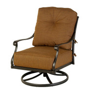 Hanamint Mayfair Estate Club Swivel Rocker