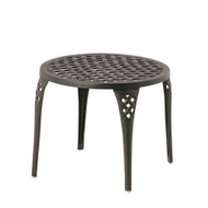 "Hanamint Newport 21"" Round Tea Table"