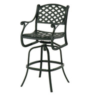 Hanamint Newport Swivel Bar Stool