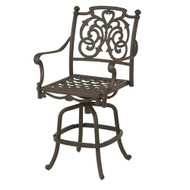 Hanamint St. Augustine Counter Swivel Stool