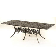 Hanamint Chateau Rectangular Extension Table