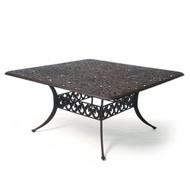 "Hanamint Chateau 60"" Square Table"