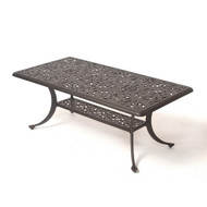 Hanamint Chateau Rectangular Coffee Table