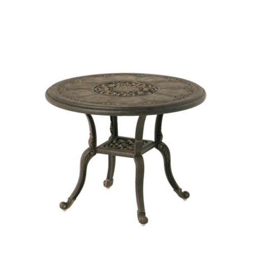... Round Tea Table. Image 1