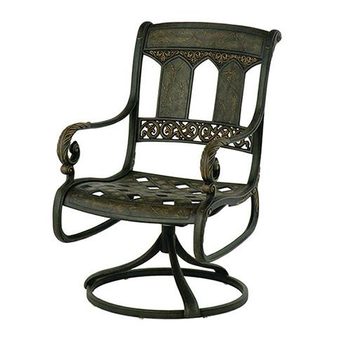 Hanamint St Moritz Swivel Rocker Southern Outdoor Furniture