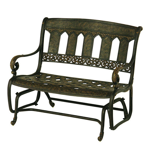 Hanamint St Moritz Double Glider Southern Outdoor Furniture