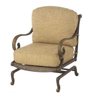 Hanamint St Moritz Spring Base Club Chair