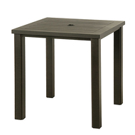 "Hanamint Sherwood 36"" Square Counter Height Table"