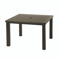 "Hanamint Sherwood 44"" Square Coffee Table"