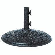Hanamint Newport Alumiron 50 lb. Umbrella Base