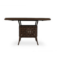 "LLoyd Flanders Haven 47"" Square Umbrella Table"
