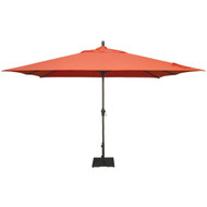 8' x 11' Crank Lift Umbrella