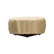 Adco Wicker Fire Pit Cover