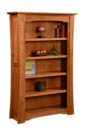 Amish Handcrafted Jamestown Bookcase