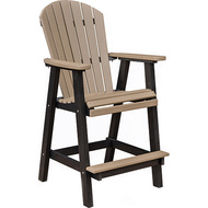 Comfo Back Bar Chair | Southern Outdoor Living in Kentucky