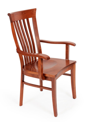 Delaney Arm Chair Side View