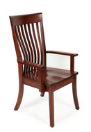 Amish Handcrafted Christy Arm Chair