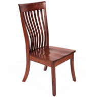 Amish Handcrafted Christy Side Chair