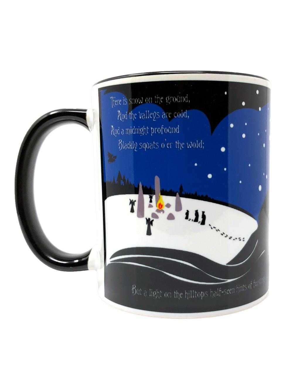 yule horror mug