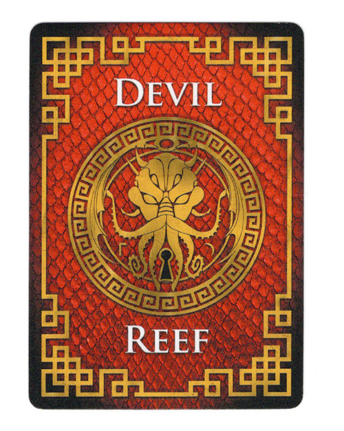 devil reef card game