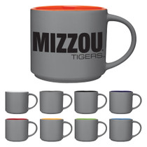 16 oz. Riviera Mug Grey