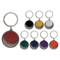 Custom Color Disc Keytags