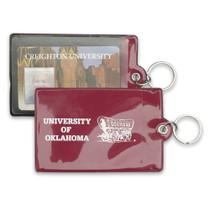 Clear Pocket ID Keychain