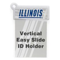 Vertical Easy Slide ID holder