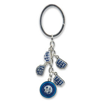 Dangle Charms Keytag