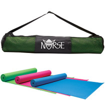 Fitness Mat and Carrying Case