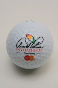 Arnold Palmer Invitational Logo Ball