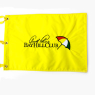 Arnold Palmer's Bay Hill Club Flag-Yellow