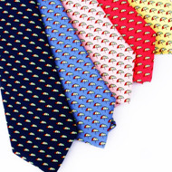 Bay Hill Custom Satin Tie