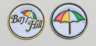 Bay Hill Ball Markers