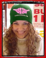 Green Beanie \mm/ Hat