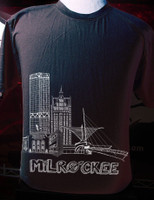 Milrockee Men Navy