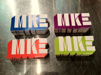 MKE Colors Sticker