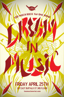 Dream in Music Poster
