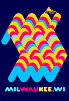 Milwaukee Wavelength Poster