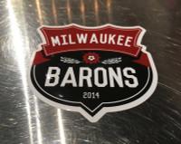 Milwaukee Barons Sticker