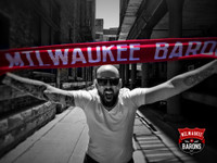 Milwaukee Barons Scarf