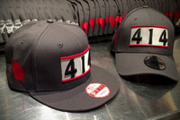 414 Milwaukee, Wisc Snapback